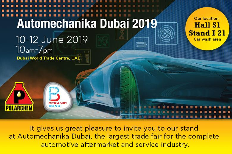 Automechanika Dubai JUNE 2019